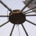 Prototype hub - PVC